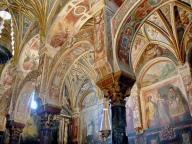 Iconos católicos en la mezquita