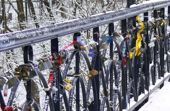 KIEV - Puente de los enamorados 1