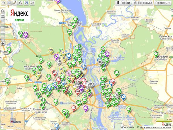 Yandex: Información de ayuda equipos de rescate vehículos