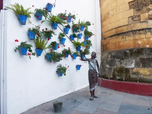Puerta del Rincón - Monumento a los Patios Cordobeses