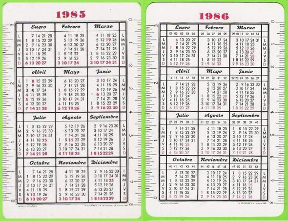 calendario juliano 2014