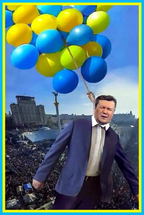 Euromaidan: el déjà vu de Yanukovich