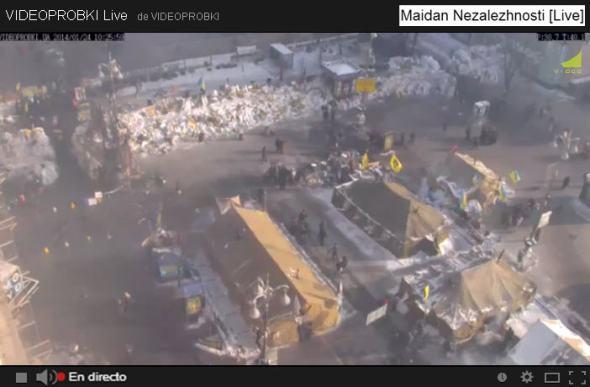 Euromaidan Videoprobki Live 2
