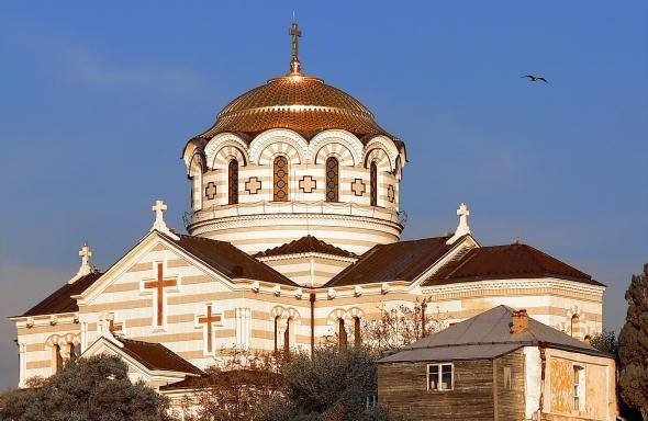 Khersones - Catedral de San Volodymyr