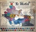 MAPA EUROPA-ASIA MENOR 1919Etnografico