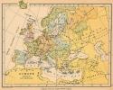 MAPA EUROPA s.XIV