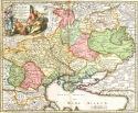 MAPA UCRANIA 1720 – Tierracosaca