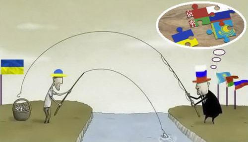Cartoon Euromaidan 00