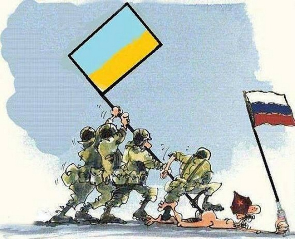 Cartoon Euromaidan 10