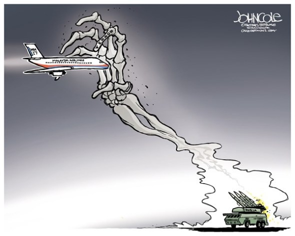Cartoon Euromaidan 102