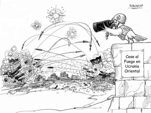 Cartoon Euromaidan 106