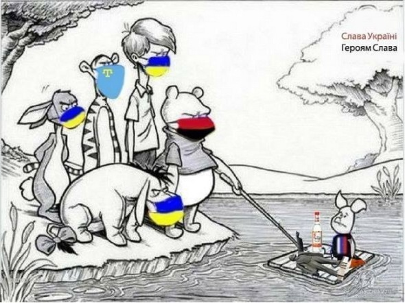 Cartoon Euromaidan 11