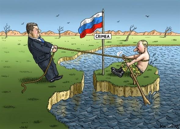 Cartoon Euromaidan 110