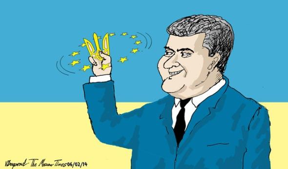 Cartoon Euromaidan 112