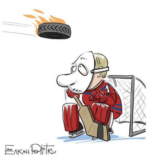 Cartoon Euromaidan 13