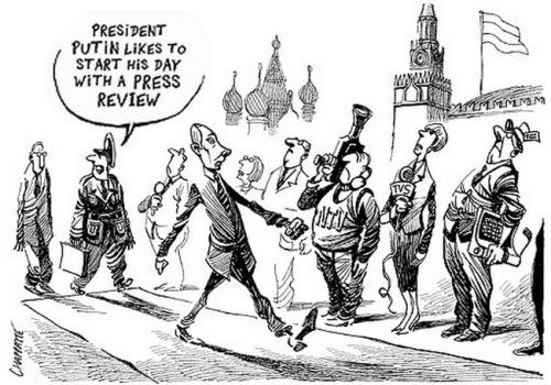 Cartoon Euromaidan 22