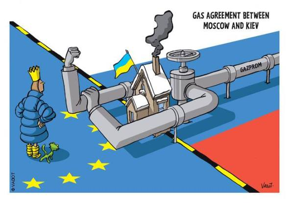 Cartoon Euromaidan 28