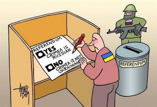 Cartoon Euromaidan 31