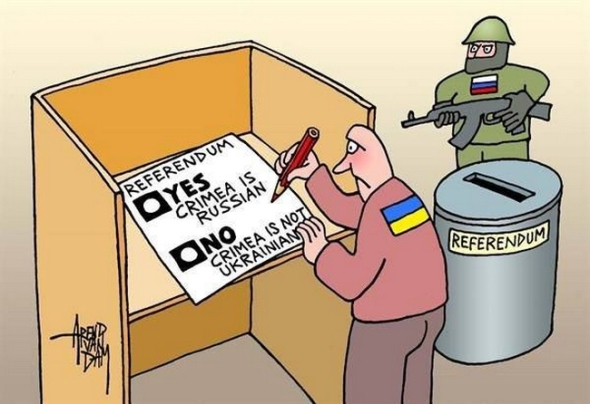 Cartoon Euromaidan 31