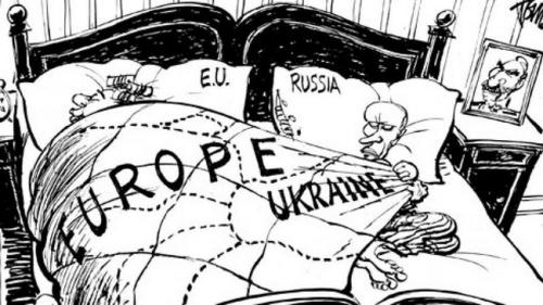 Cartoon Euromaidan 41
