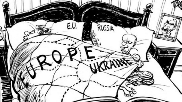 Cartoon Euromaidan 41