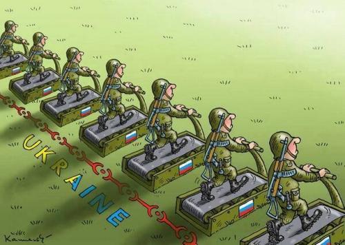 Cartoon Euromaidan 44