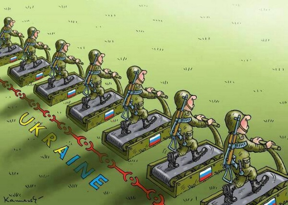 Cartoon Euromaidan 44