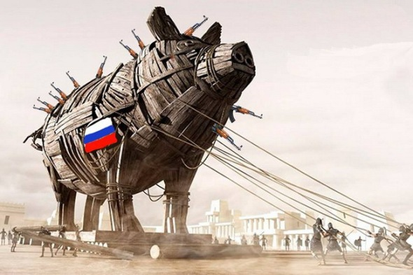 Cartoon Euromaidan 61