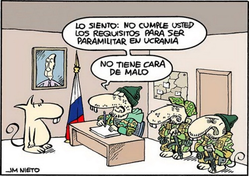 Cartoon Euromaidan 66