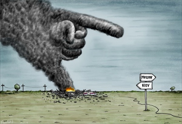 Cartoon Euromaidan 78