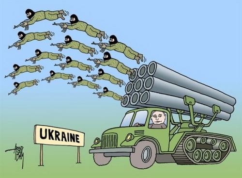 Cartoon Euromaidan 79