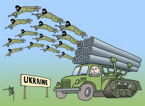 Cartoon Euromaidan 79
