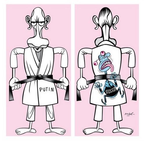 Cartoon Euromaidan 82