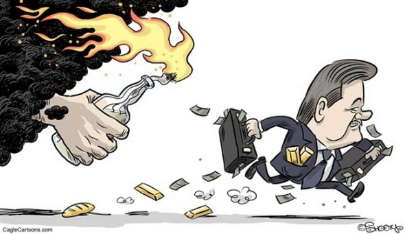 Cartoon Euromaidan 87