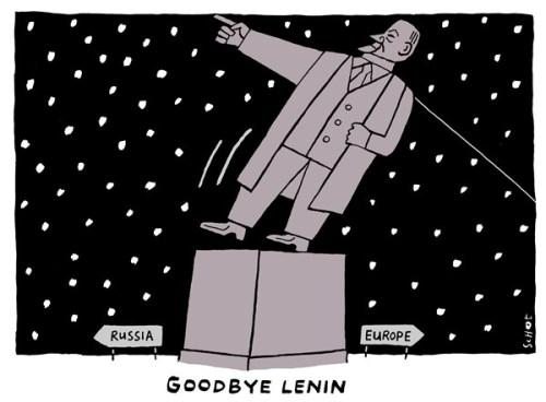 Cartoon Euromaidan 94