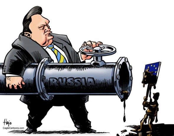 Cartoon Euromaidan 95