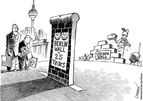 Cartoon Euromaidan 96