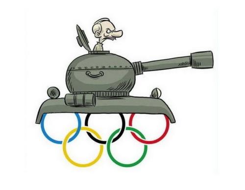 Cartoon Euromaidan 99
