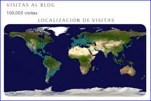 Visitas al blog 100-000