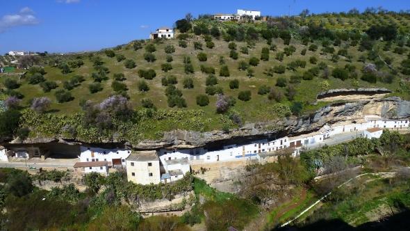 Setenil - calle Cabrizas