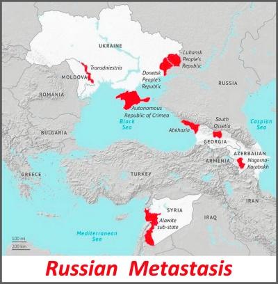 Rusia - Metastasis
