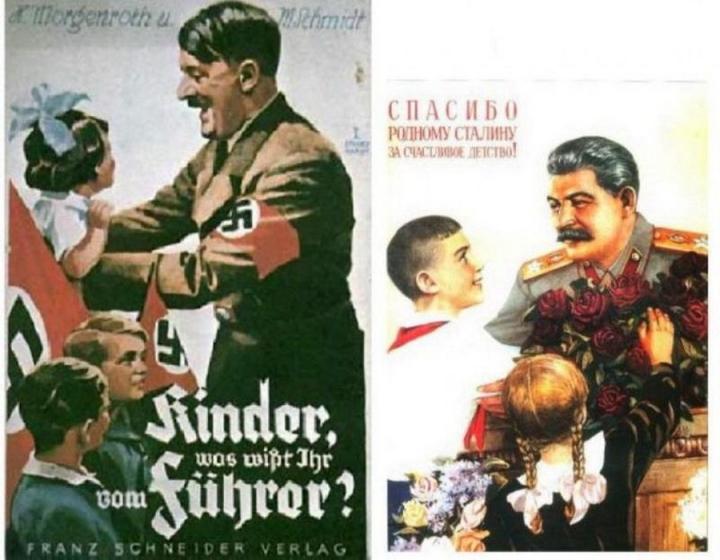 Afiches Alemania-URSS 02