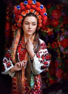 Ucrania guirnalda