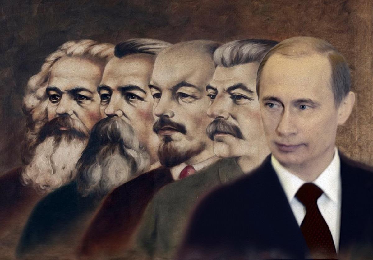 Las Repúblicas Populares de Putin.