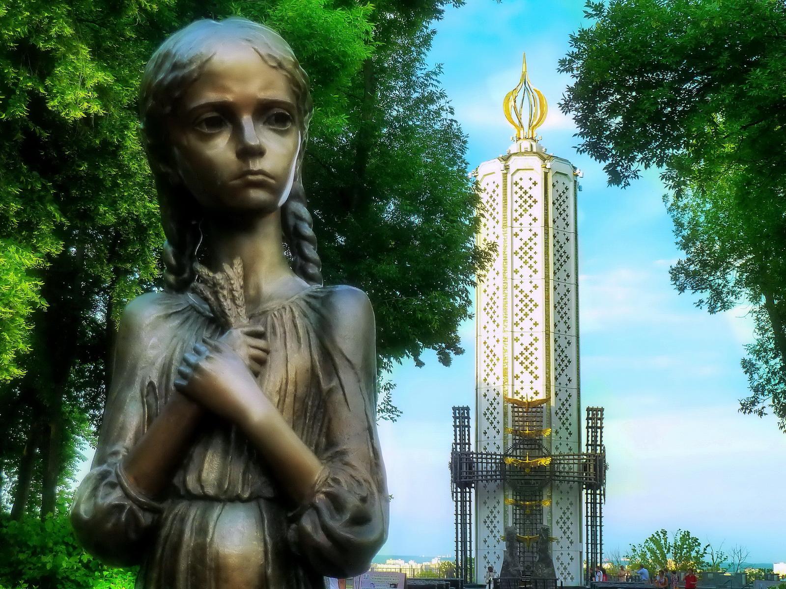 Memorial Holodomor 1932-33