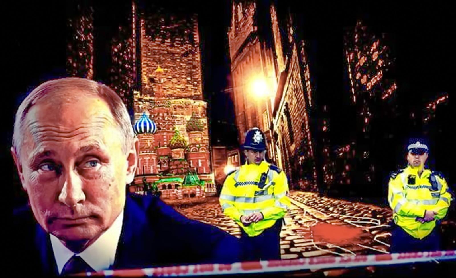 Putin. Asesinatos en Londongrado