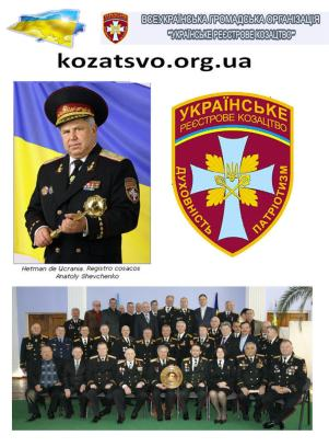 Hetmans de Ucrania