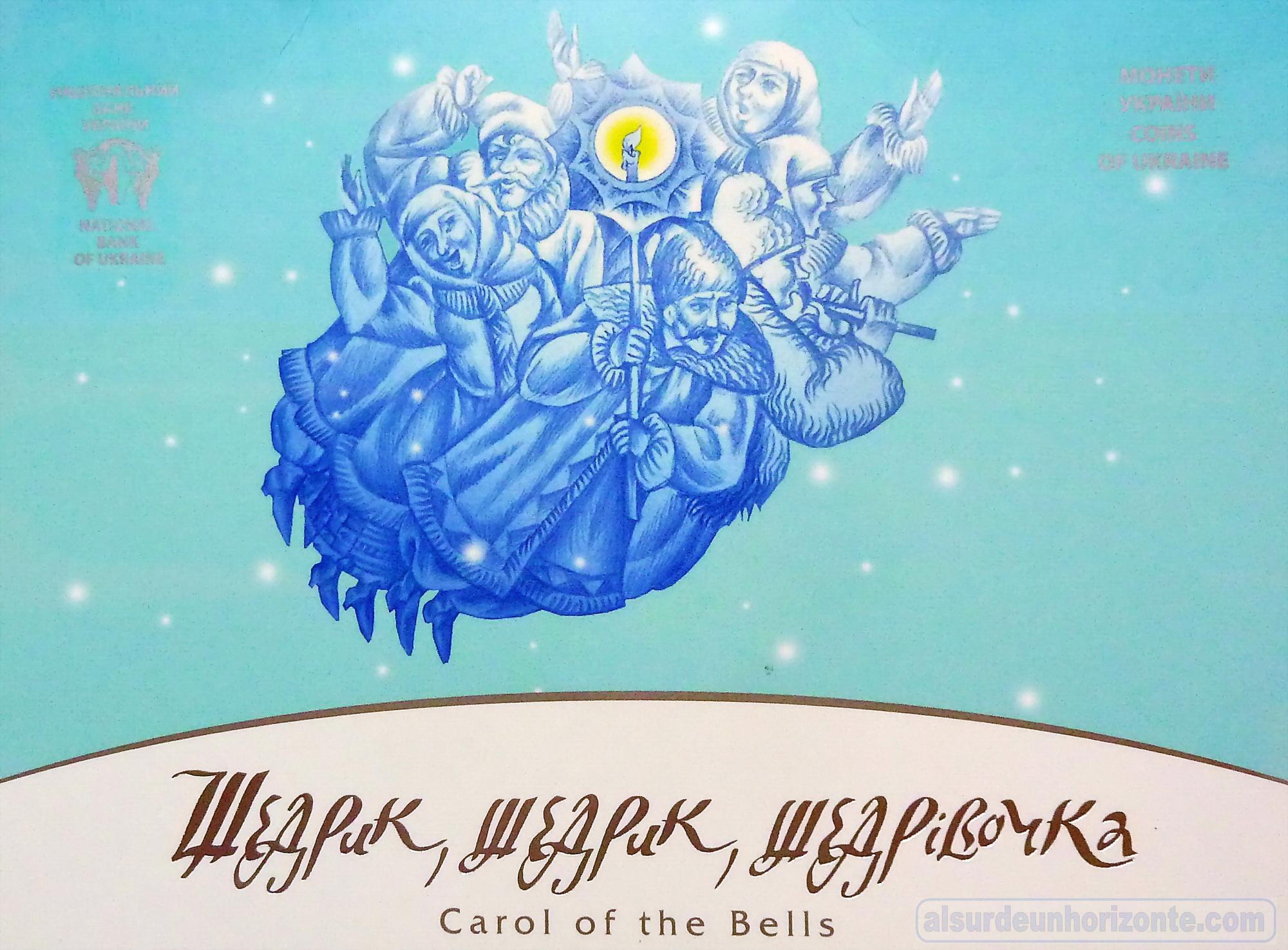 Ucrania - Carol of the bells 3