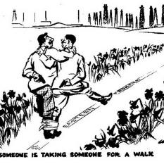 Caricaturas 1939-40