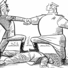 Caricatura Pacto 11
